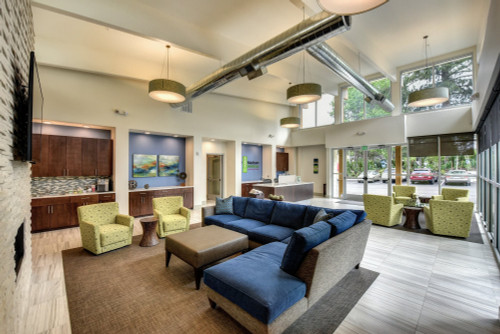 Community Clubhouse Lounge