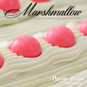 Marshmallow Gourmet Soap - Special Edition