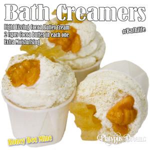 Honey Bee Mine Bath Creamer 45g