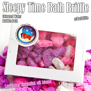 Bubbling Sleepytime Bath Brittle  - 100g