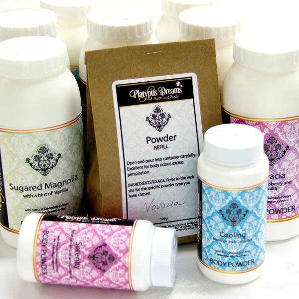 Body Powder Refill - You Choose