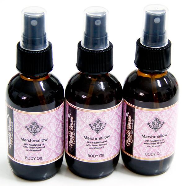 Black Raspberry and Vanilla ( Vovacia) Body Oil Spray