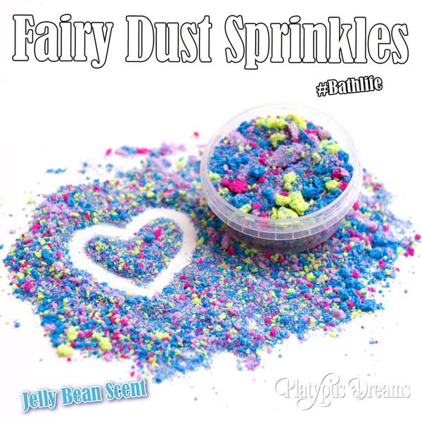 Bubbling Fairy Dust Sprinkles - 25g