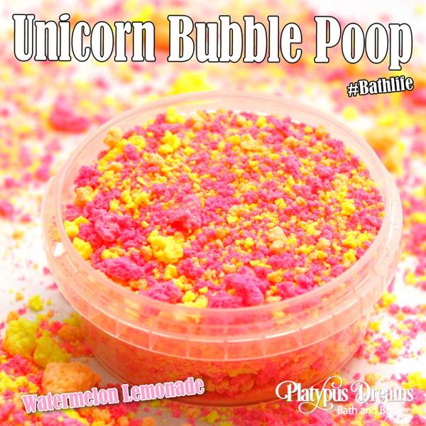 **Bubbling** Unicorn Poop Sprinkles - 25g
