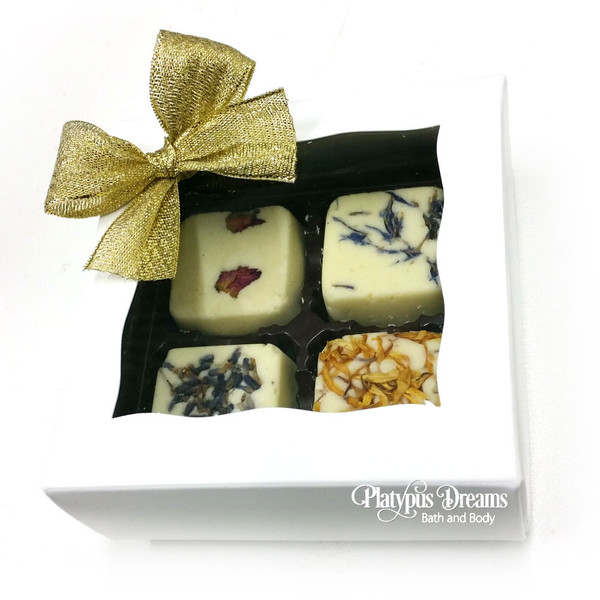 Essential Oil Bath Melts Gift Box
