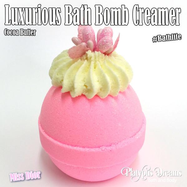 Miss Dior Type - Bath Bomb Creamer 170g