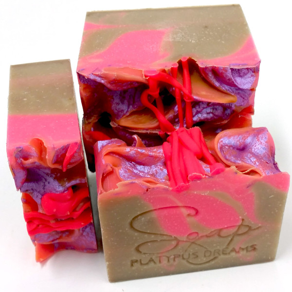 Cotton Candy Gourmet Soap