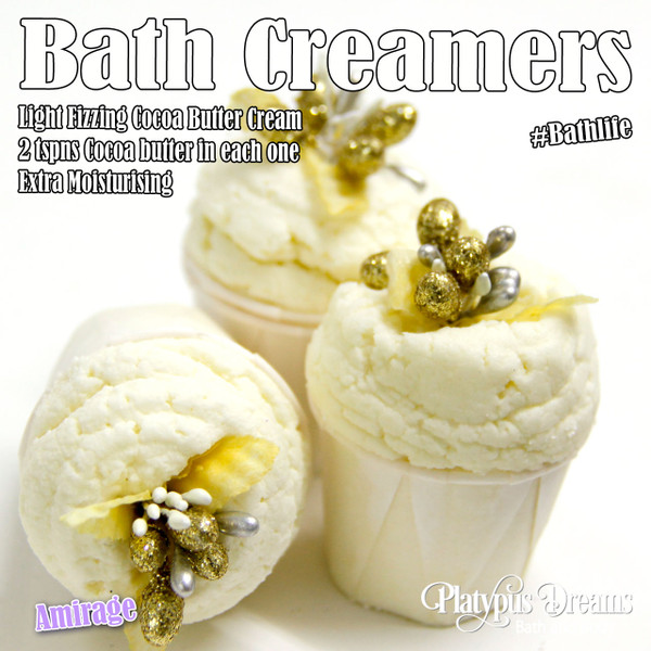 Amirage Bath Creamer