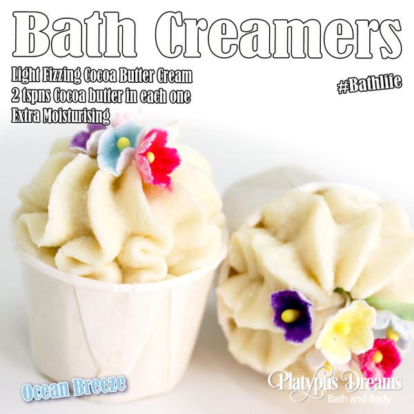 Ocean Breeze Bath Creamer 45g