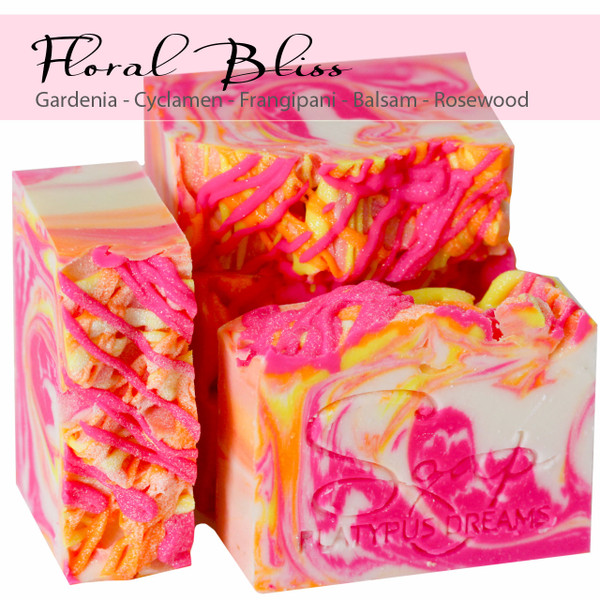Floral Bliss Gourmet Soap