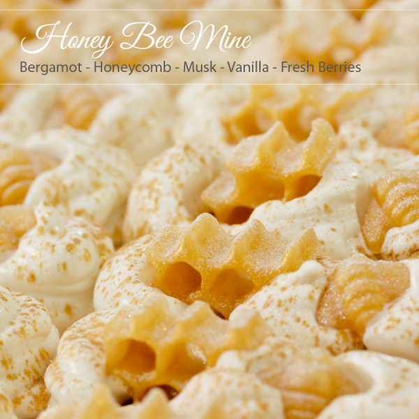 Honey Bee Mine Gourmet Soap