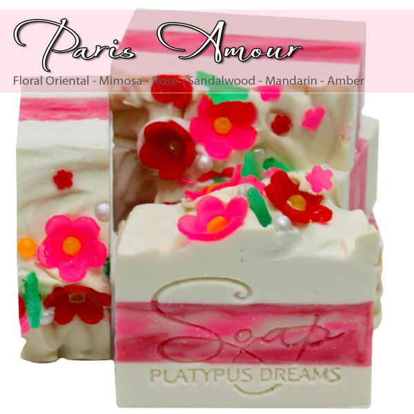 Paris Amour Type Gourmet Soap
