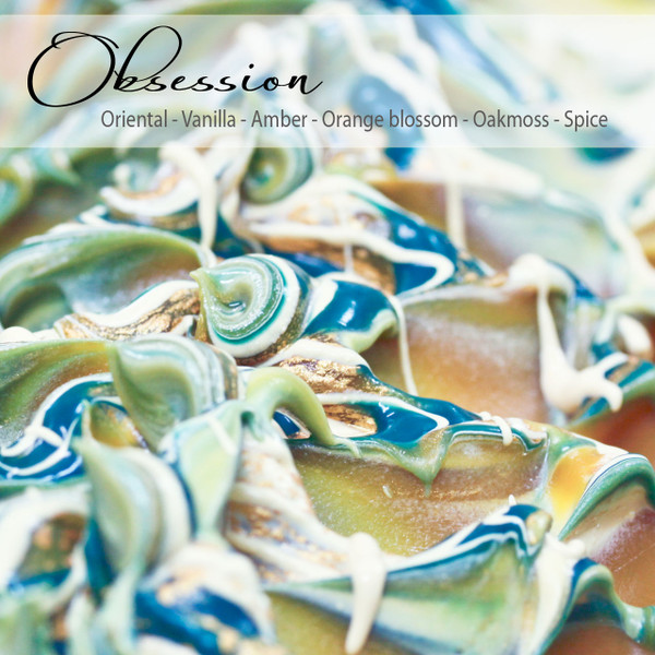 Obsession Type Gourmet Soap