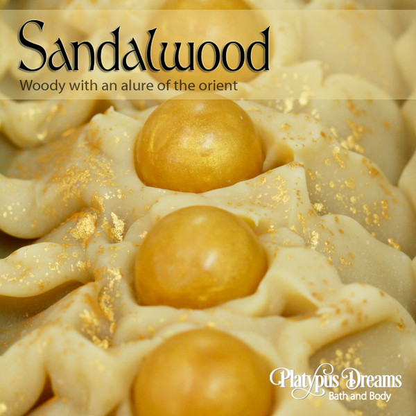 Sandalwood Gourmet Soap