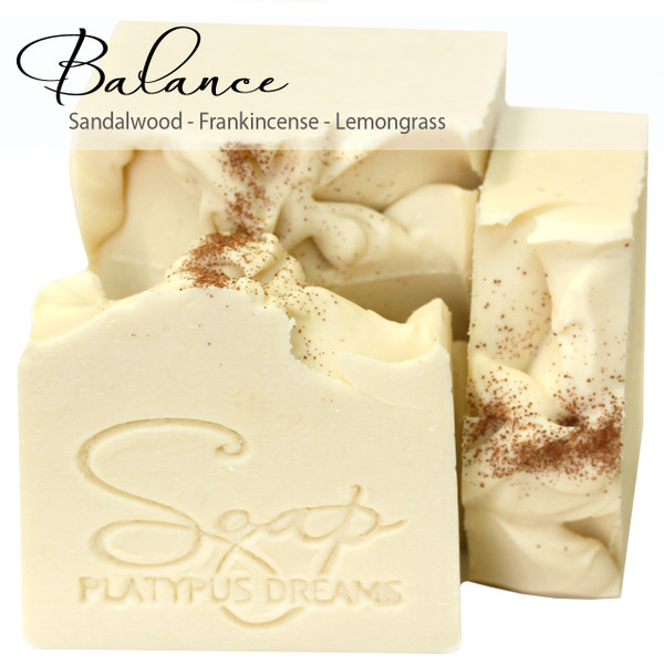 Balance Gourmet Soap - Essential oils only