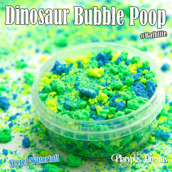 Bubbling Dinosaur Poop Sprinkles -25g