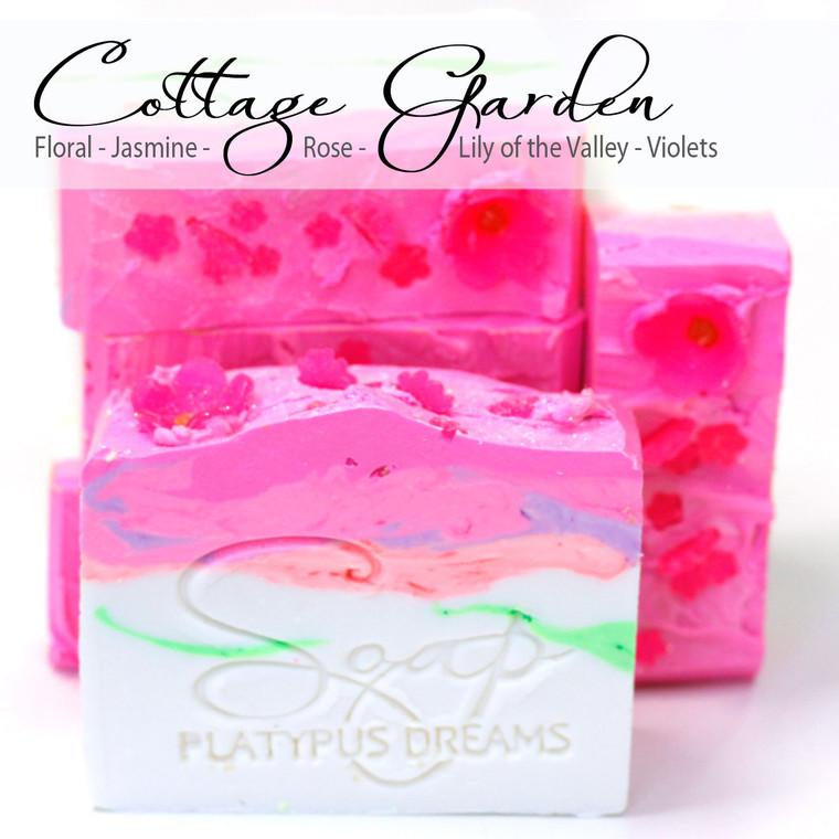 Cottage Garden Gourmet Soap