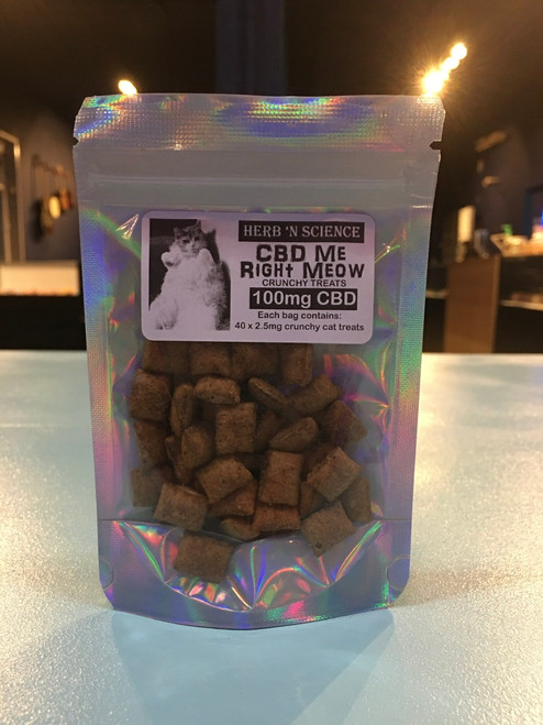 Milk CBD Cat Treats