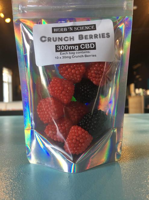 Crunch Berry CBD Gummies