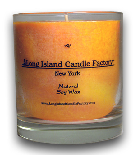 Mandarin Orange | Wooden Wick Candle