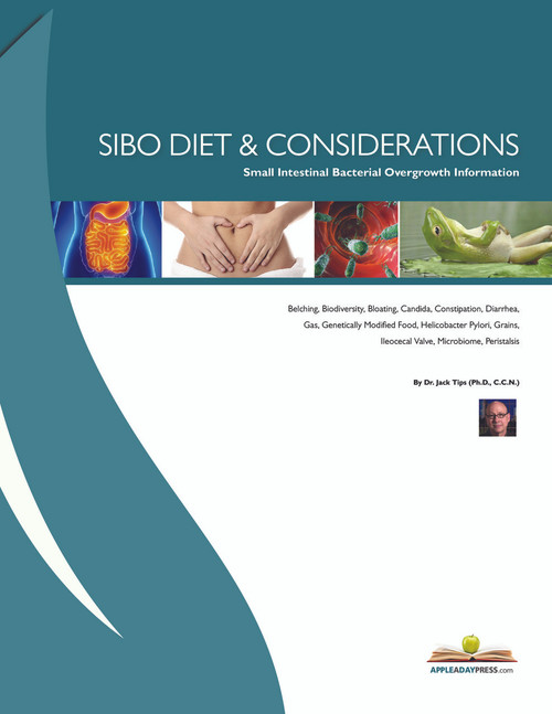 SIBO (Small Intestinal Bacterial Overgrowth) Dietary Guide