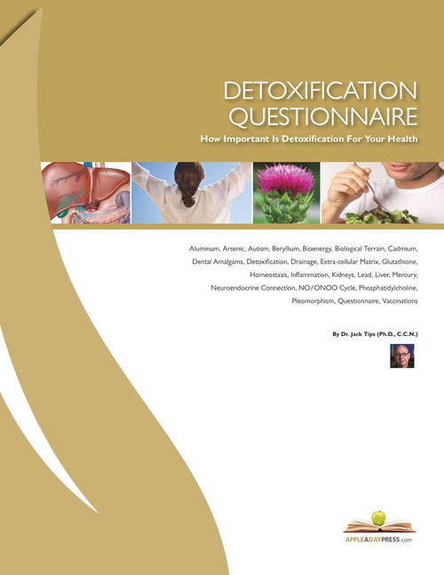 Detox Questionnaire