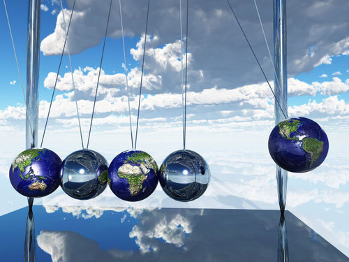 Earth-Momentum-Pendulum