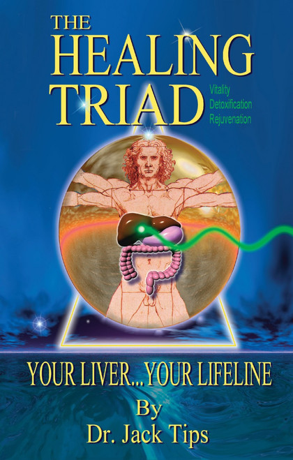 The Healing Triad - Front Cover