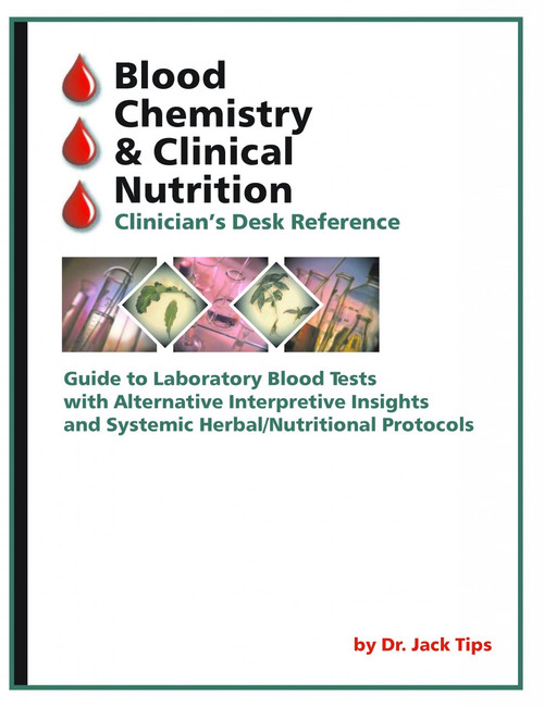 Blood Chemistry - Front Cover