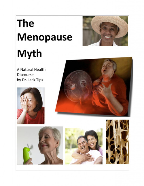 The Menopause Myth by WellnessWiz Jack Tips