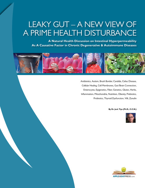 Microbiome2 -- Leaky Gut, A New View Of A Prime Health Disturbance