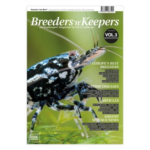 Breeders 'n' Keepers Magazine Vol 3