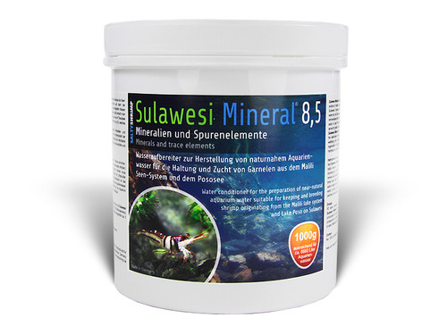 Sulawesi Mineral 8.5
