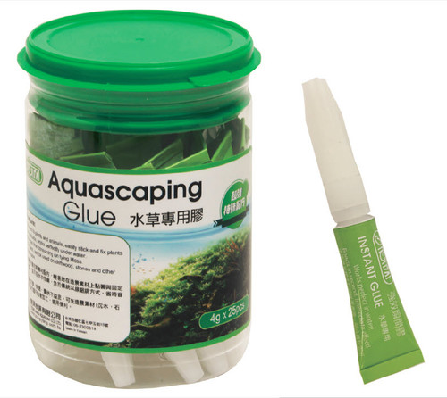 Cyanoacrylate Aquascaping Glue 4g