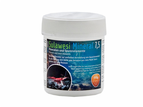 Sulawesi Mineral 7.5