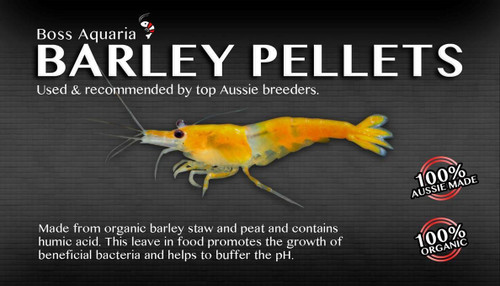 Barley Pellets
