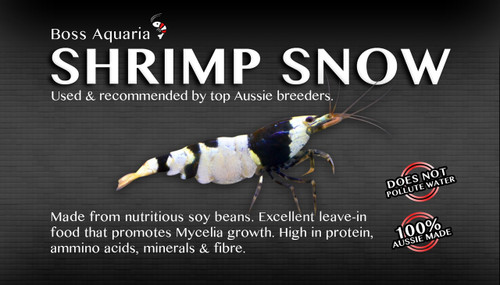 Shrimp Snow