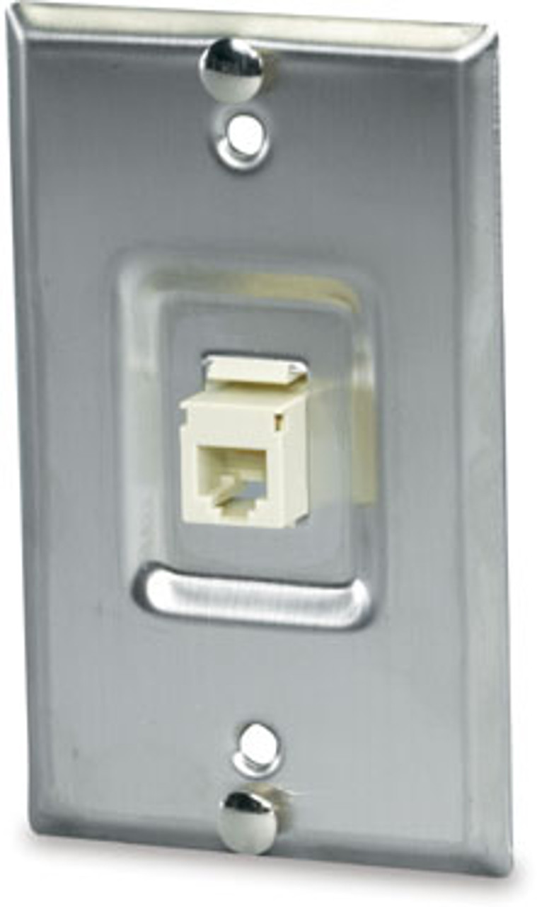 Ip Telephone Wall Mount Plate