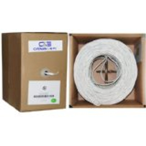 500 feet 14AWG 2 Conductor Solid Copper, Oxygen-Free Speaker Wire Cable.