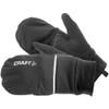 Craft Hybrid Weather Glove - As Mittens