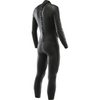REPAIRED: TYR Men's Hurricane Category 1 Full Sleeve Wetsuit - 2018 - Size S - Back