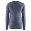Craft Men's Active Comfort Long Sleeve Baselayer Top - Back