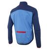 Pearl Izumi Men's Select Barrier Pullover - Blue - Back