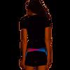 Desoto Women's Femme Skin Cooler Short Sleeve Tri Top - Back
