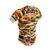 DeSoto Men's Skin Cooler Short Sleeve Tri Top - Back