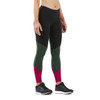 2XU Women's Fitness Mid-Rise Color Block Compression Tight