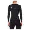 2XU Women's Refresh Recovery Long Sleeve Compression Top - Back