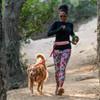 Nathan K9 Series Running Dog Harness - Running