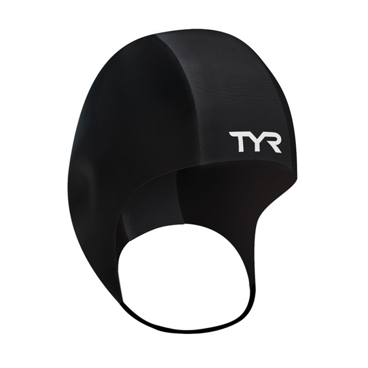 TYR Warm Wear Silicone Swim Cap For Triathletes Open Water /& Fitness Swimmers !