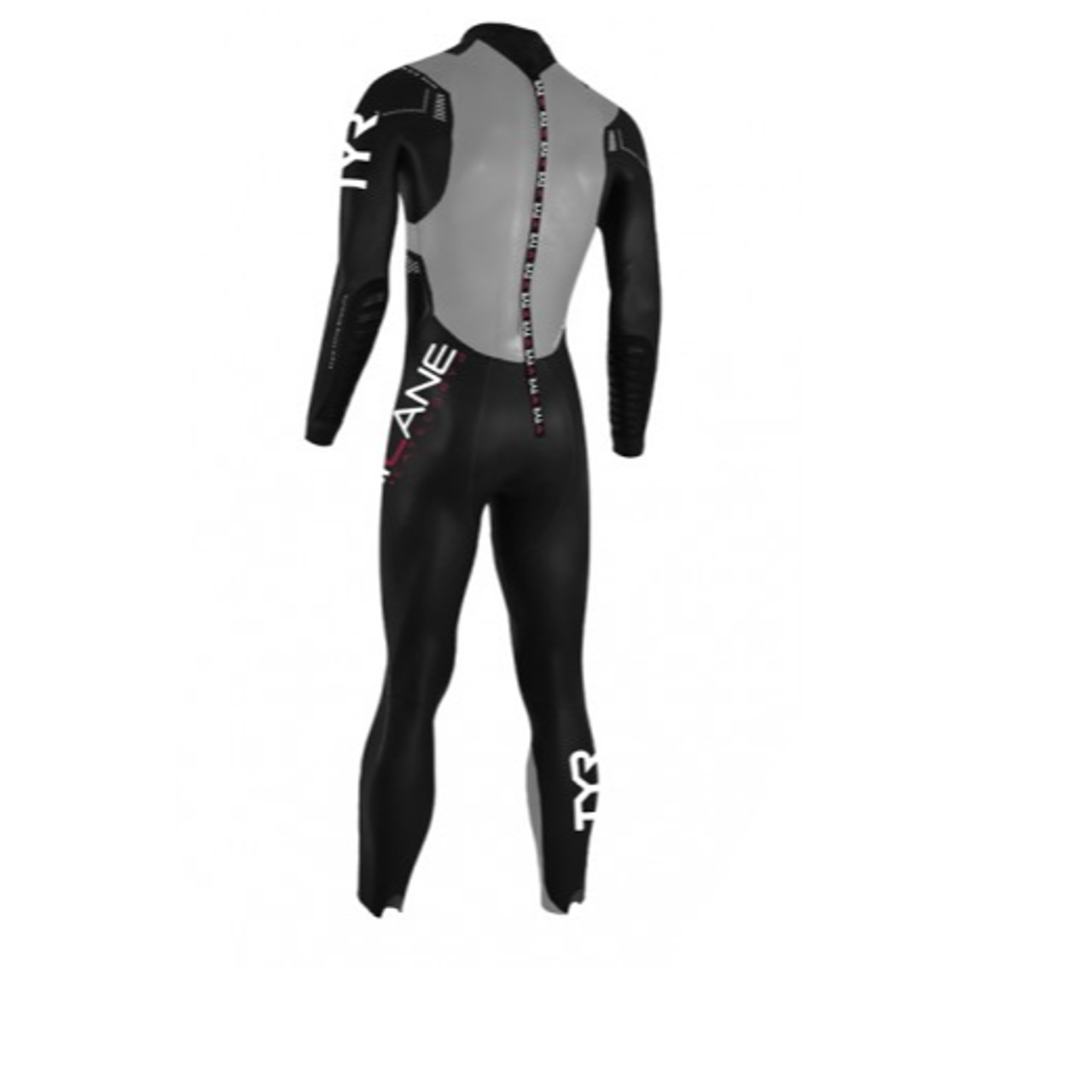 ... TYR Men s Hurricane Category 3 Wetsuit - Back c1bea4939